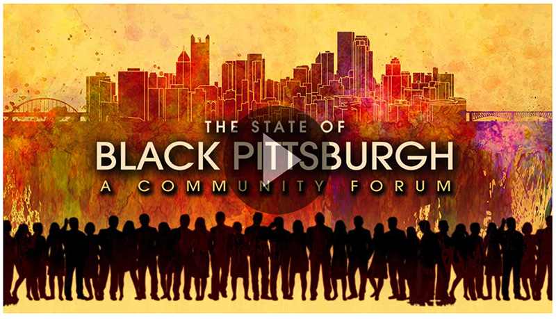 Watch the State of Black PIttsburgh