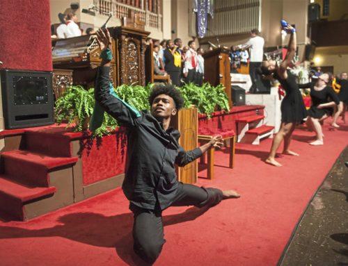 Rousing worship service marks Urban League centennial