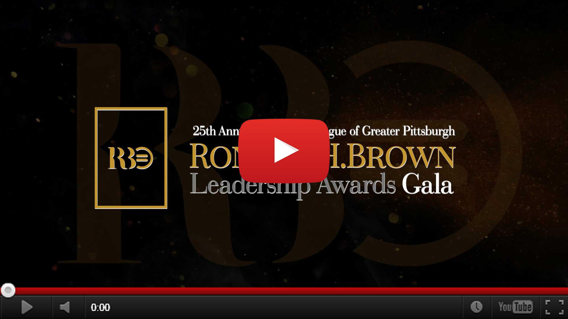 Watch 2020 Ronald H Brown Awards Online